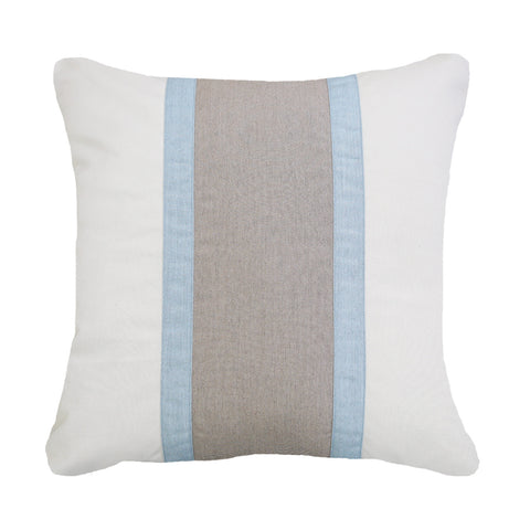 Bandhini Outdoor Cloud Raffia Cushion