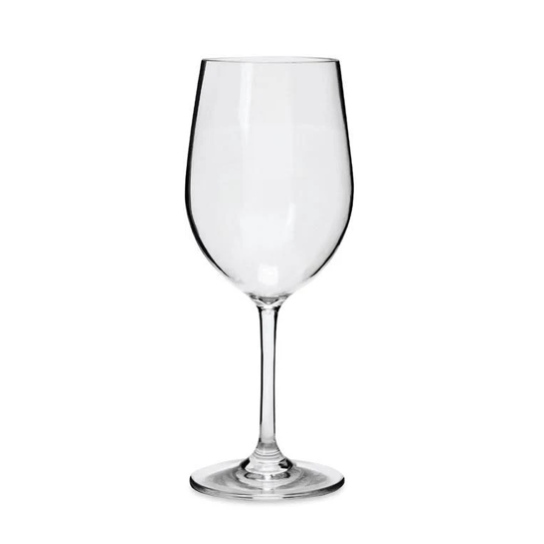 Award winning Marc Newson unbreakable wine glass