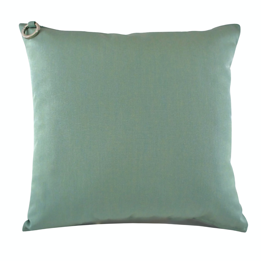 Attractive Lagoon Canvas Spa Sunbrella Outdoor Pillow