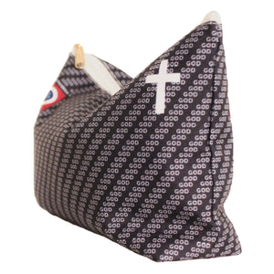 God Residence Pouch - Black