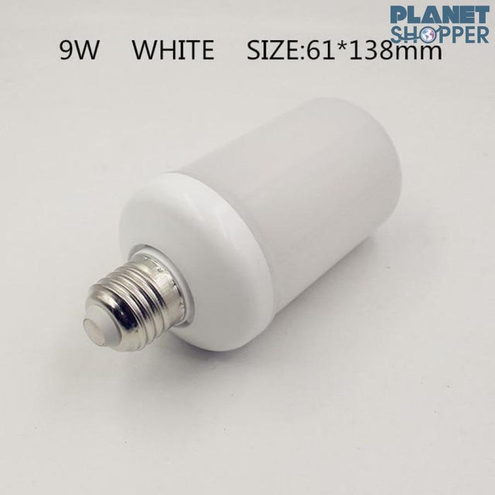 LED Flame Effect Light Bulb - planetshopper.net