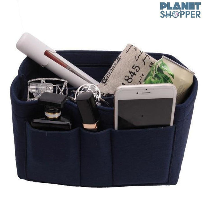 Multi-Pocket Handbag Organizer - planetshopper.net