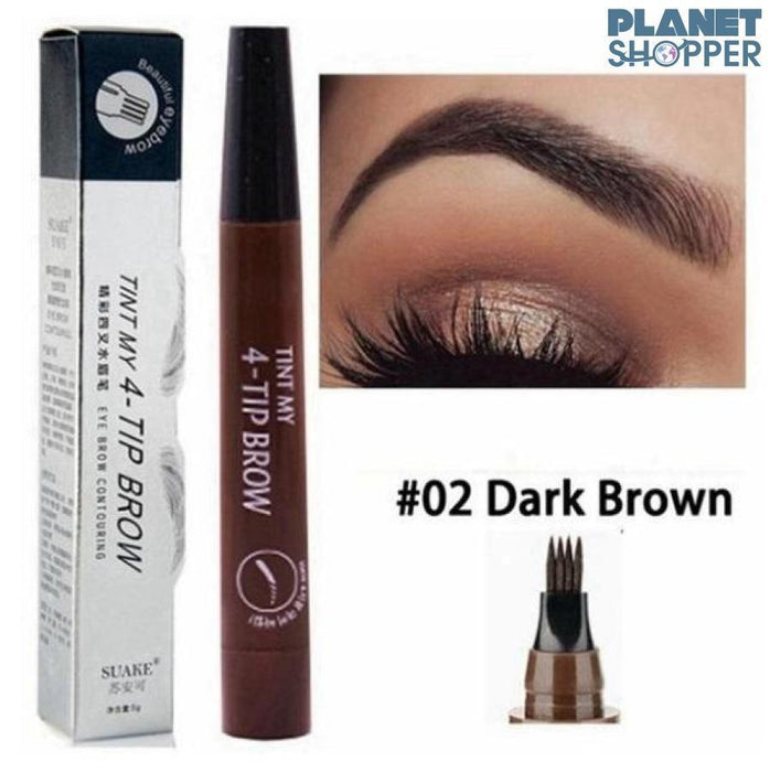 NEW 2019 Waterproof Microblading Eyebrows Tattoo Pen - planetshopper.net