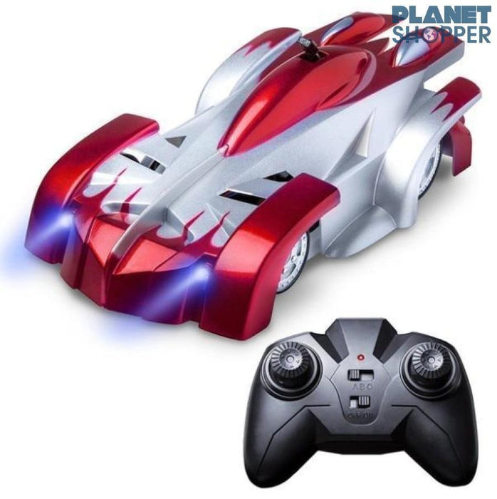 Remote Control Wall Climbing Car - planetshopper.net