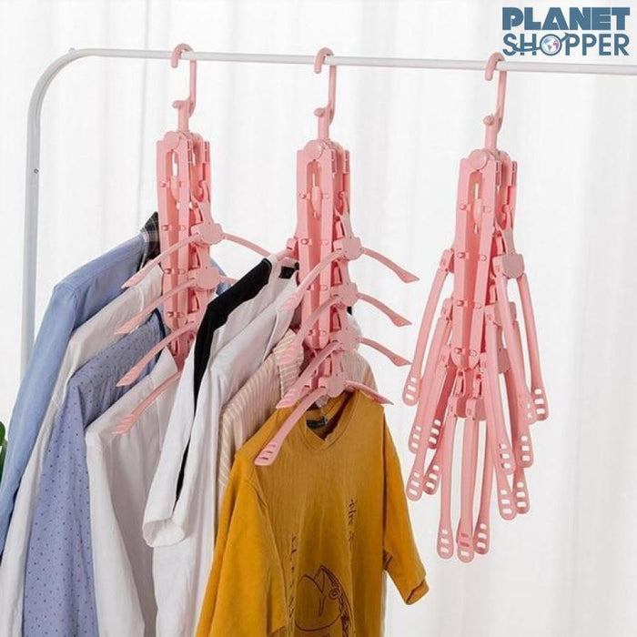 Smart Collapsible Hanger - planetshopper.net