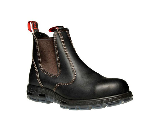 REDBACK UBOK Leather Boots Brown
