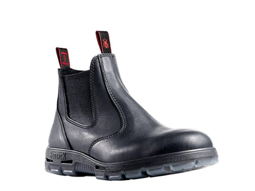 REDBACK USBBL Leather Boots Black