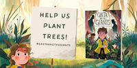 Pre-order Greta & The Giants and have a tree planted in the Amazon!