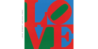 A FREE Robert Indiana 'Love' Colouring-In PDF For Your Child