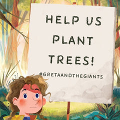 Greta And The Giants Book Pre-Order