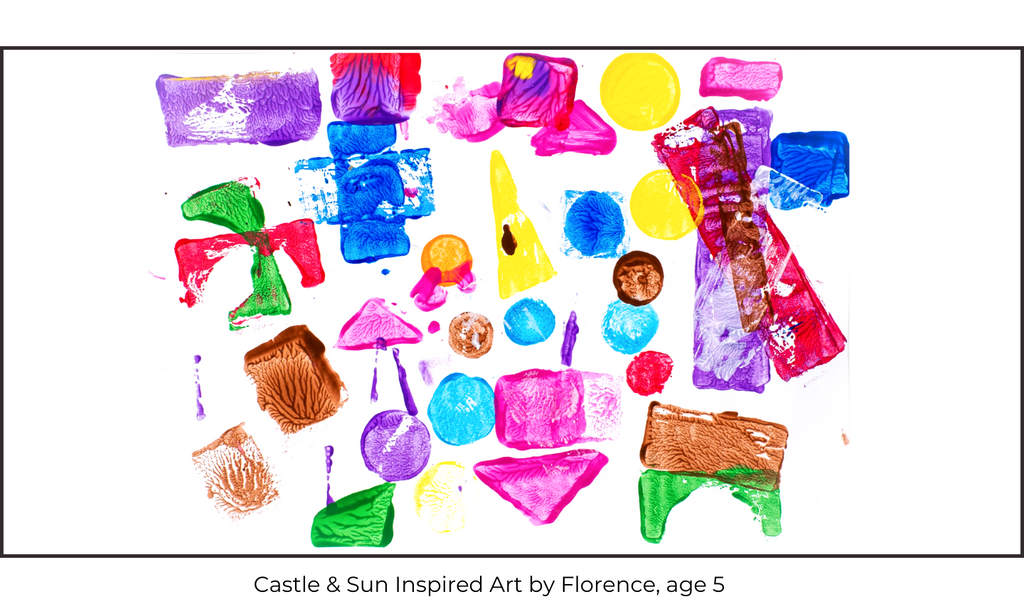Paul Klee Castle & Sun Children's Art Class