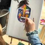 Art Power Art Tuition - One Term, Maximum of Four Children - Whitstable