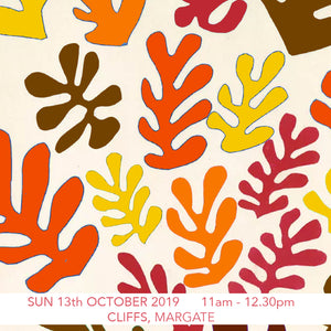 Margate Sunday Sessions: Autumnal Matisse Cutouts Children's Art Workshop