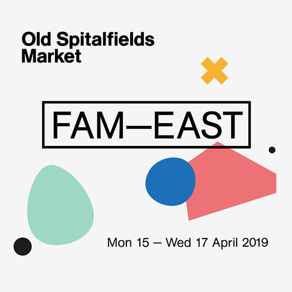 Children's Workshops at Fam East Festival, Old Spitalfields Market London