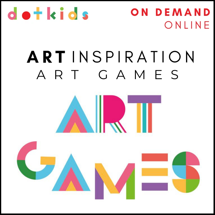 Art Inspiration Art Games Gift Box For All The Family