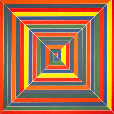 ART LIVE ONLINE! Frank Stella Online Art Workshop For Children