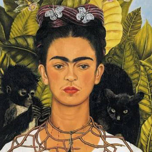 Frida Kahlo Children's Online Art Course - Dot Kids Ltd