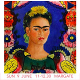 Margate Sunday Sessions: Frida Kahlo Children's Art Workshop