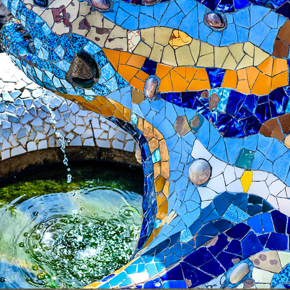 Gaudi Mosaic Children's Art Workshop - Dot Kids Ltd