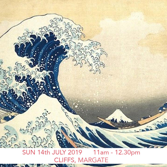 Margate Sunday Sessions: Hokusai's Great Wave Children's Art Workshop