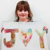 Slogan Art: Dreams & Aspirations For The Year - Children's Art Workshop