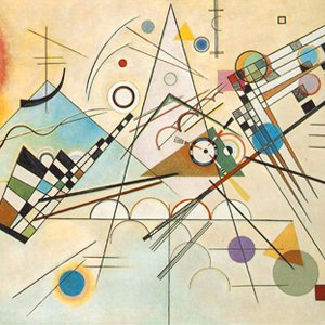 Kandinsky's Compositions Children's Art Workshop - Dot Kids Ltd