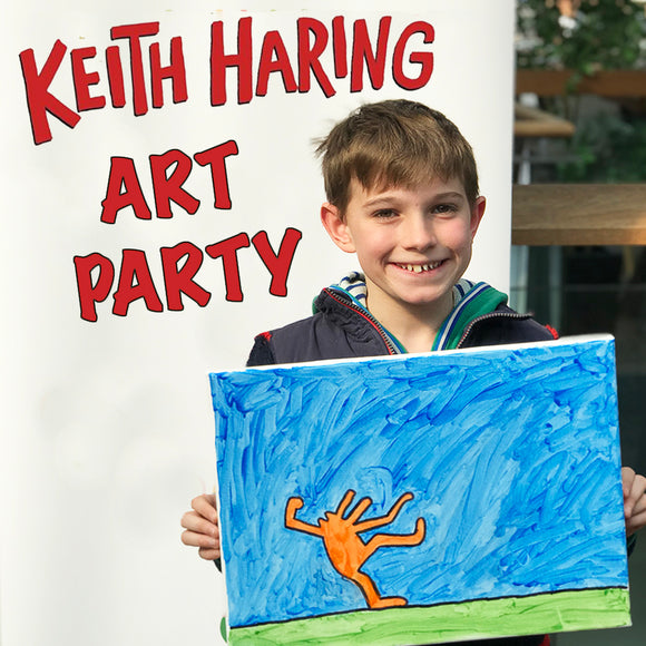 Keith Haring Children's Art Party