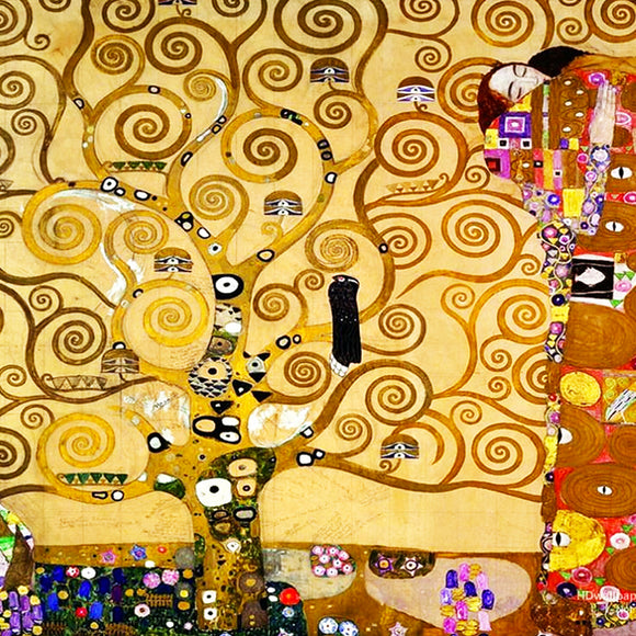 Margate Sunday Sessions: Klimt Tree Of Life Children's Art Workshop