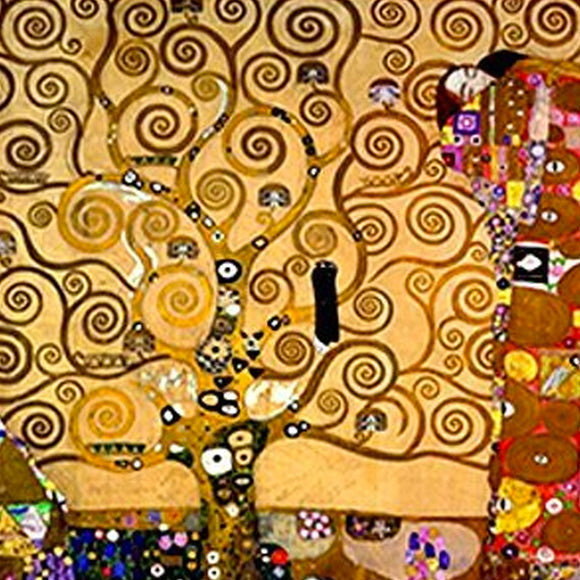 Klimt Tree Of Life Children's Art Workshop - Dot Kids Ltd