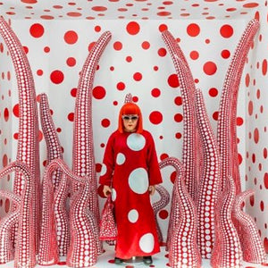 Yayoi Kusama Children's Art Workshop - Dot Kids Ltd