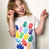 Design A Matisse T-shirt - Children's Art Party