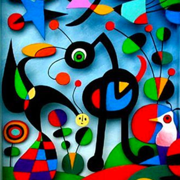 Miro At The Farm - Children's Art Workshop - Dot Kids Ltd