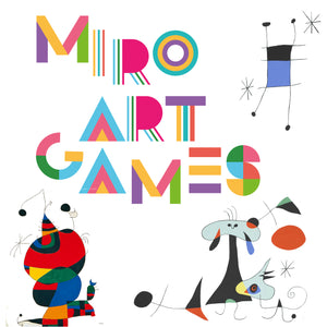 Miro Art Games Children's Workshop - Whitstable After School Art Club