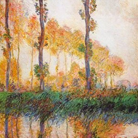 Monet's Autumn Landscapes Children's Art Workshop - Dot Kids Ltd
