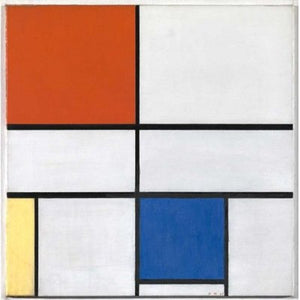 Mondrian Children's Abstract Art Workshop - Dot Kids Ltd