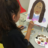 Mother's Day & International Women's Day Portrait Workshop - Whitstable After School Art Club