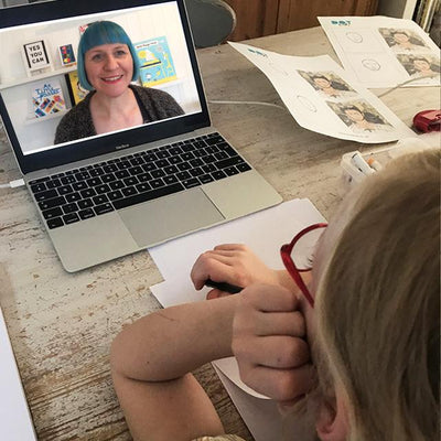 SUPER HUMAN LIVE ONLINE! Greta Thunberg Online Workshop For Children