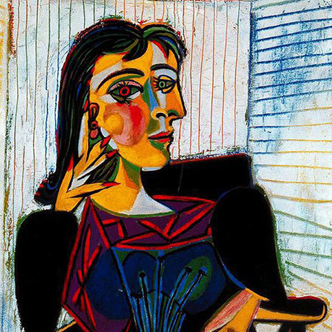 Picasso Children's Cubist Portrait Workshop