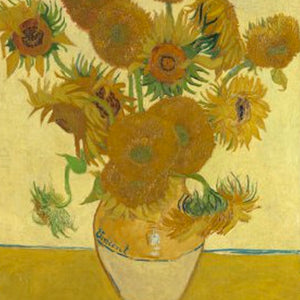 Van Gogh's Sunflowers Children's Art Workshop - Dot Kids Ltd