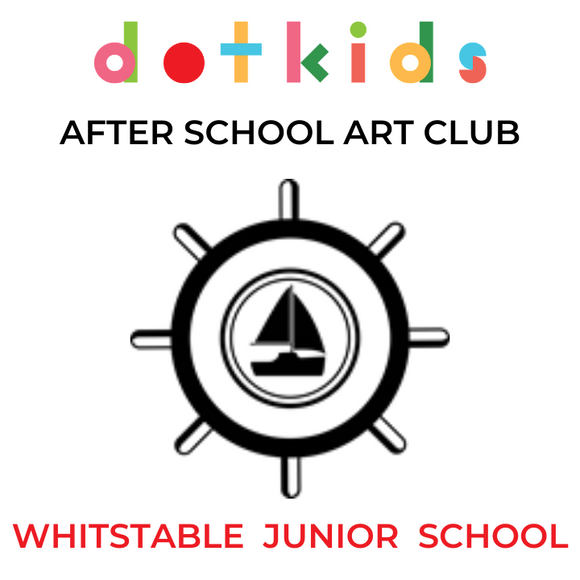After School Art Club at Whitstable Junior School: WJS