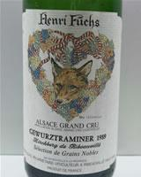 Selection Des Grains Nobles Gewurztraminer Grand Cru Kirchberg 2000
