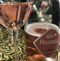 Spumante Rose Frasinelli
