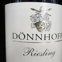 Donnhoff Riesling 2016