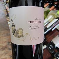The Idiot Shiraz 2015