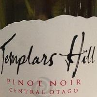 Templars Hill Pinot Noir 2014 Mt Difficulty Wines