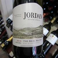 Jordan 'The Real Mccoy' Riesling 2018