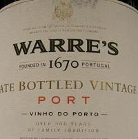 Warre's Traditional Late Bottled Vintage