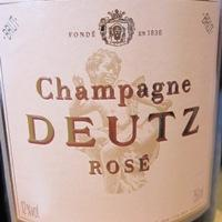 Deutz Rose Brut Nv Half Bottle