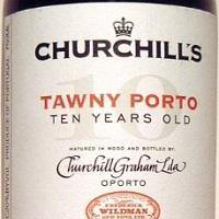 Churchill's Ten Year Old Tawny - 50Cl