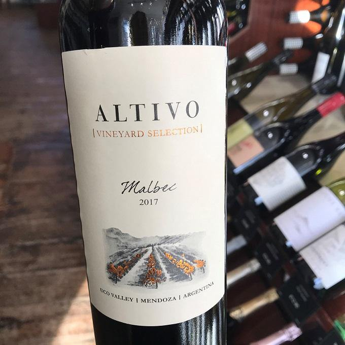 Altivo Vineyard Selection Malbec 2017, Finca Eugenio Bustos